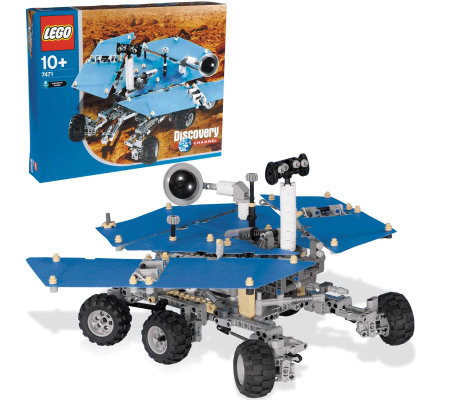 mars exploration rover lego - photo #4