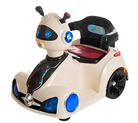Lil' Rider Space Rover Ride-On Battery OperatedCar