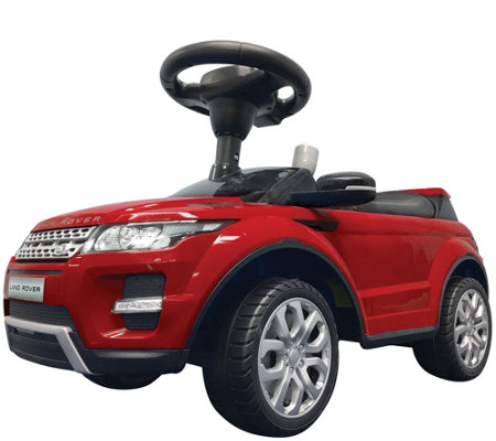 Best Ride-On Cars Range Rover Push Car - Red