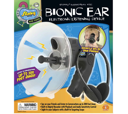 Scientific Explorer Bionic Ear Electronic Liste ning Device