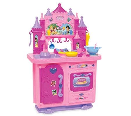 Disney Princess Magical Talking Kitchen — QVC.com