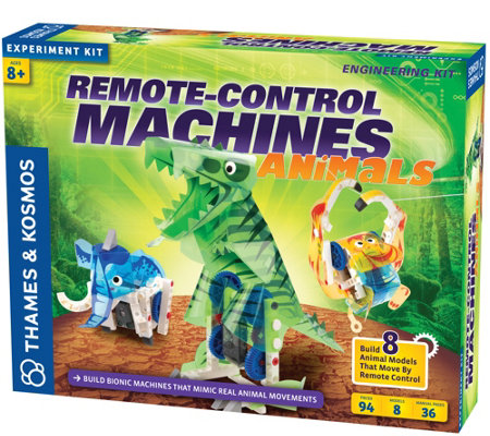 Thames & Kosmos Remote-Control Machines: Animals