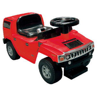 Kid Motorz Hummer H2 Foot-to-Floor Vehicle - T127433