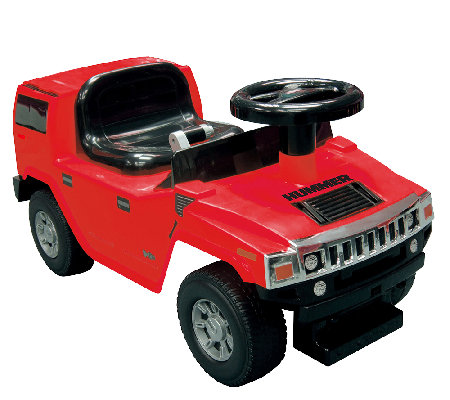 Kid Motorz Hummer H2 Foot-to-Floor Vehicle