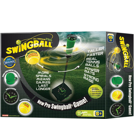 All Surface Pro Swingball Game