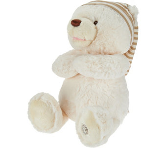 Gund Goodnight Animated Prayer Bear with Music - T34134