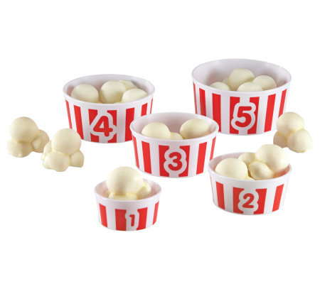 Smart Snacks Count'Em Up Popcorn by Learning Resources