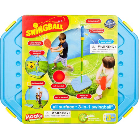 Swingball 3-in-1 Game