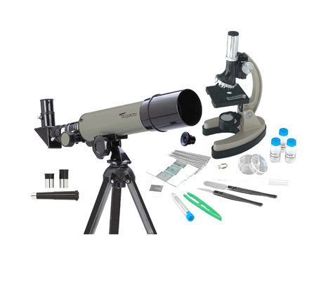 GeoVision Telescope & Microscope Set by Educational Insights