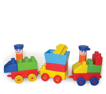 Mini EduTrain Set with Two Conductors - T123837