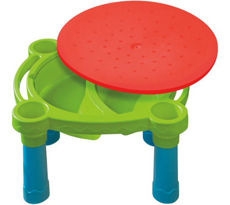 Palplay Sand Amp Water Table Qvc Com