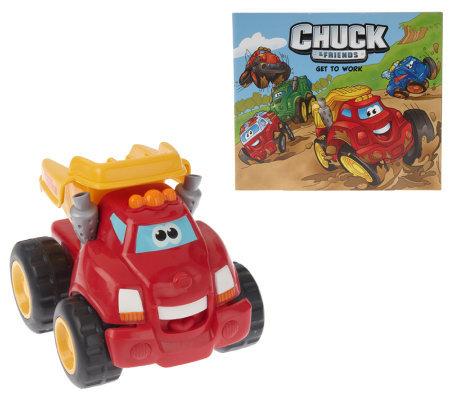 chuck my talking truck instructions