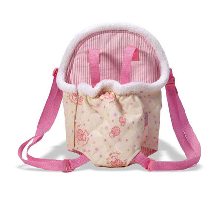 Baby Annabell Doll Carrier — QVC.com