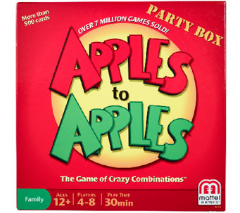 Apples to Apples Party Box - T127543