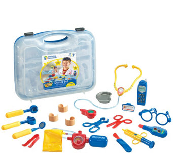 Learning Resources Pretend & Play Doctor Set - T114044