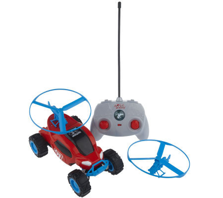 Blade Rover Full Function RC Truck w/ Free Flight Helicopter