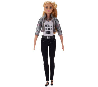Hello Barbie Interactive Doll By: Mattel - T33744
