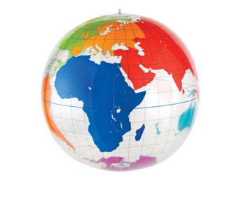 Inflatable Globe by Learning Resources - T120845