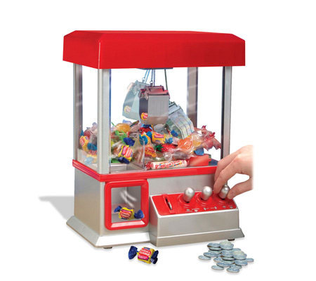The Claw Candy Grabber Arcade Game