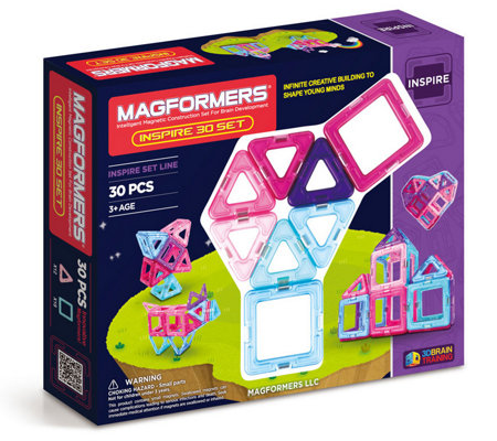 Magformers 30-Piece Inspire Set