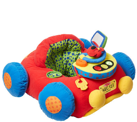 Melissa & Doug Beep-Beep & Play Car
