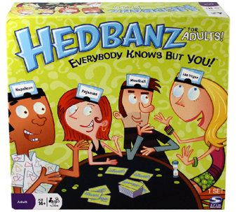 Hedbanz for Adults - T127549