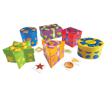 Shape Sorting Presents by Learning Resources