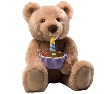 Gund Animated Happy Birthday Bear - T127753