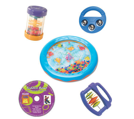 Baby's 1st Birthday Musical Instrument Set