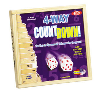Ideal 4-Way CountDown Game - T124356