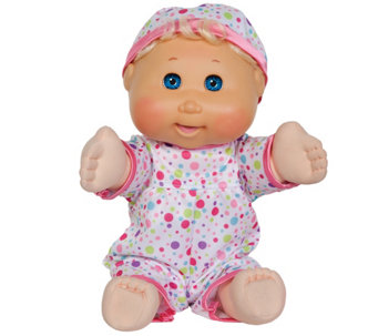 "Cabbage Patch Kids 14"" Animated Baby So Real Doll - T34056"