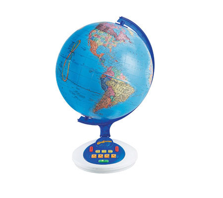 GeoSafari Talking Globe by Educational Insights