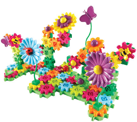 Learning Resources Gears! Gears! Gears! FlowerGarden