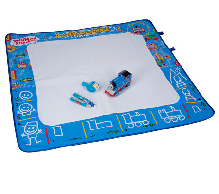 Thomas The Tank Toot N Doodle Aquadoodle Mat With Train