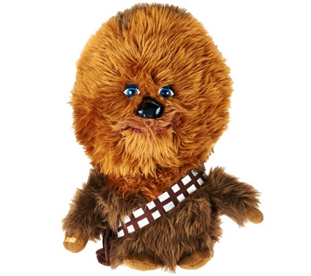 """As Is"" Star Wars 15"" Classic Deluxe Talking Plush"
