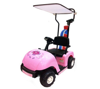 6V Golf Cart Ride-On - T127159