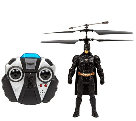 World Tech Toys Remote Control Batman Helicopter