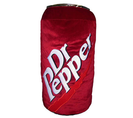SweetThang's Large Plush Pillow Dr. Pepper