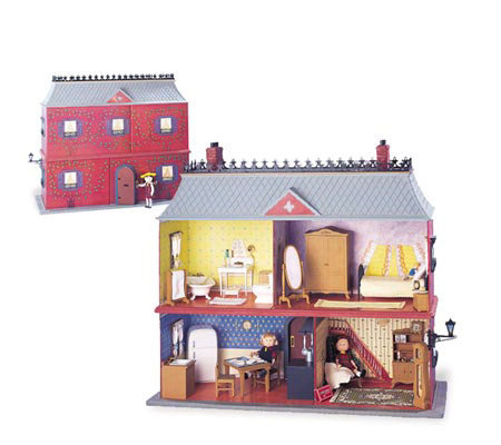 Perfect Madeline Doll House