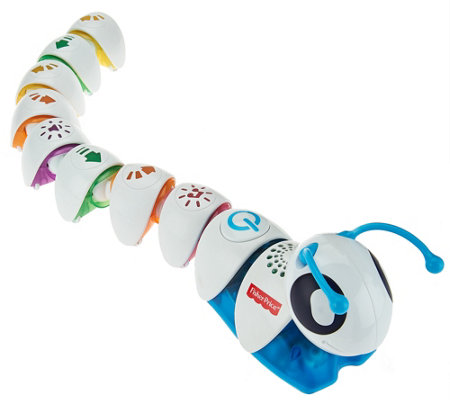 Fisher-Price Think and Learn Code-A-Pillar w/ Lights & Sounds