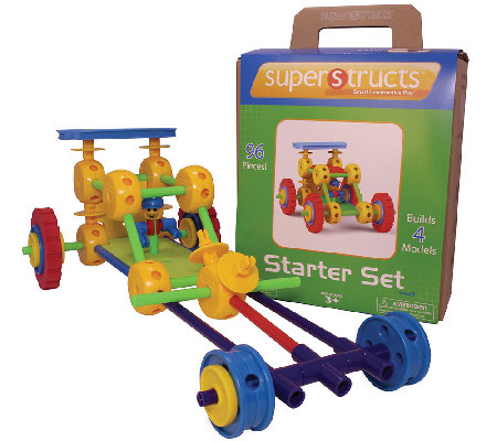 Superstructs Starter Set