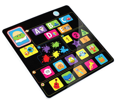 Smooth Touch Fun-N-Play Tablet