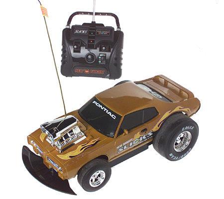 Ready to Run Radio Control Slick Muscle Car — QVC.com
