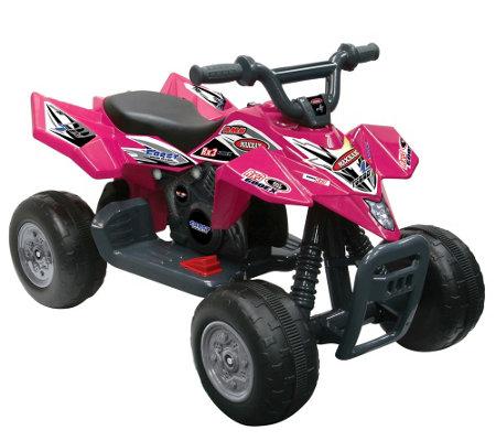 6V Quad Racer Ride — QVC