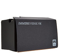 Immersiverse VR Viewers Inspired by Google Cardboard - T34467