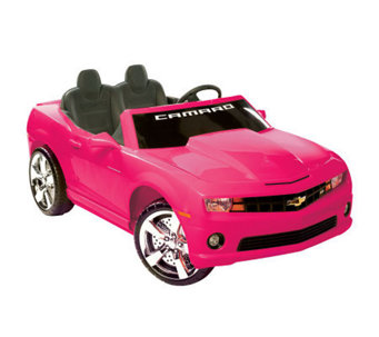 Chevrolet Camaro 2 Seater - Pink - T125471