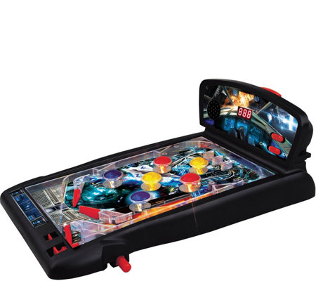 Golden Bright New Era Pinball Tabletop Game