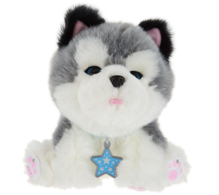 Little Live Pets Frosty My Dream Husky Animated Plush