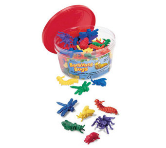 Backyard Bugs Counters  by Learning Resources - T119073