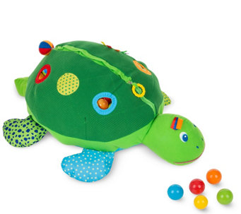 Melissa & Doug Turtle Ball Pit - T127773